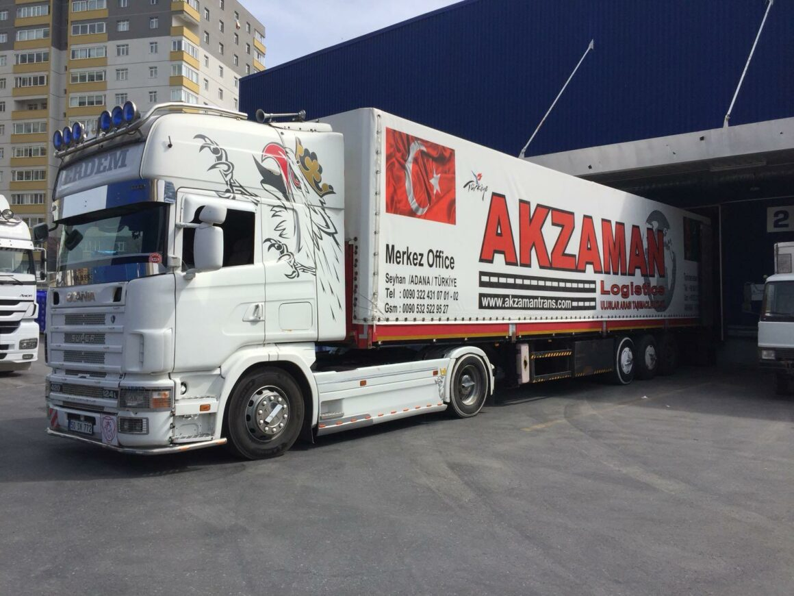 Akzaman Logistics