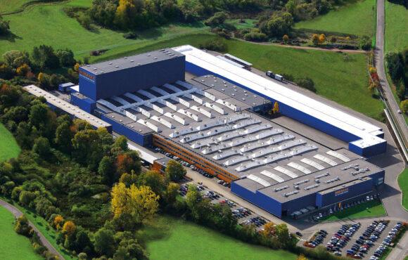 Отдел проектов Hörmann UK достиг рекордных максимумов