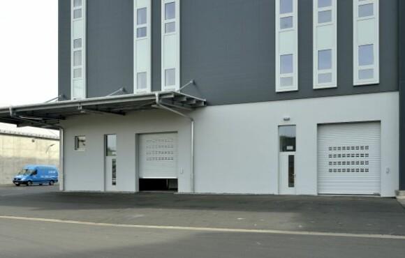 Отличное решение изоляции с рулонными воротами от Hörmann