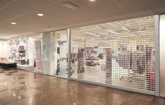 Hörmann представляет ShopRoller SR, новую рольставню для коммерческих объектов