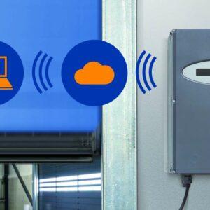 Hörmann предлагает удаленный интернет-мониторинг скоростных ворот.