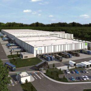 Технология Hörmann для крупнейшего логистического центра Метро в Германии