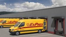 Hörmann UK запускает новые док-уплотнения BBS для небольших транспортных средств