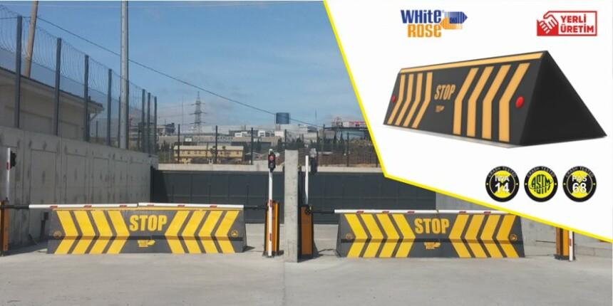 Постройте Линию Безопасности Под Контролем дорожных блокирующих систем